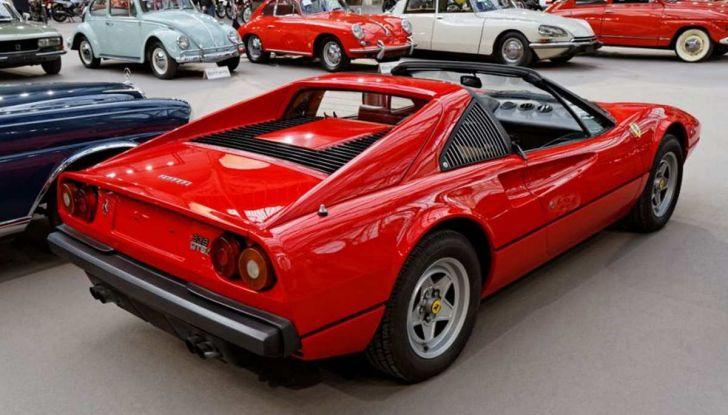 La Ferrari 308 GTS di Magnum P.I.: un'icona degli anni '80 - Foto 8 di 10