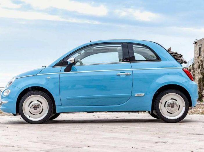 Fiat 500 Spiaggina by Garage Italia, omaggio alla Jolly Spiaggina del 1958 - Foto 9 di 18