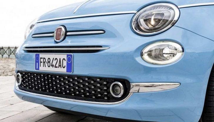 Fiat 500 Spiaggina by Garage Italia, omaggio alla Jolly Spiaggina del 1958 - Foto 11 di 18