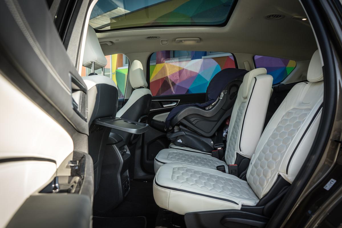 Ford S-Max Interni