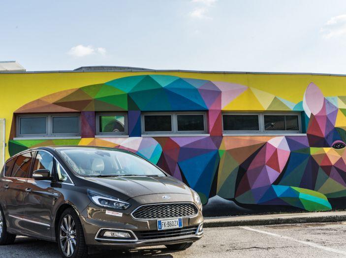 Ford S-Max Vignale, prova su strada: monovolume da 180CV e 7 posti - Foto 4 di 32