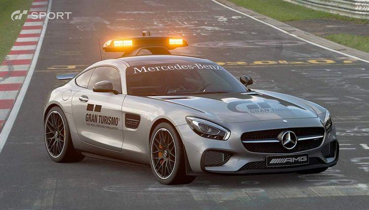 Gran Turismo Sport 2018, la e-Cup aperta a tutti con Mercedes-Benz - Foto 4 di 8