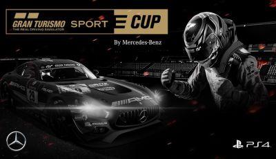 Gran Turismo Sport 2018, la e-Cup aperta a tutti con Mercedes-Benz