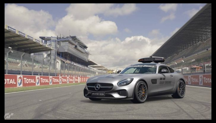 Gran Turismo Sport 2018, la e-Cup aperta a tutti con Mercedes-Benz - Foto 5 di 8
