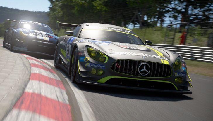 Gran Turismo Sport 2018, la e-Cup aperta a tutti con Mercedes-Benz - Foto 2 di 8