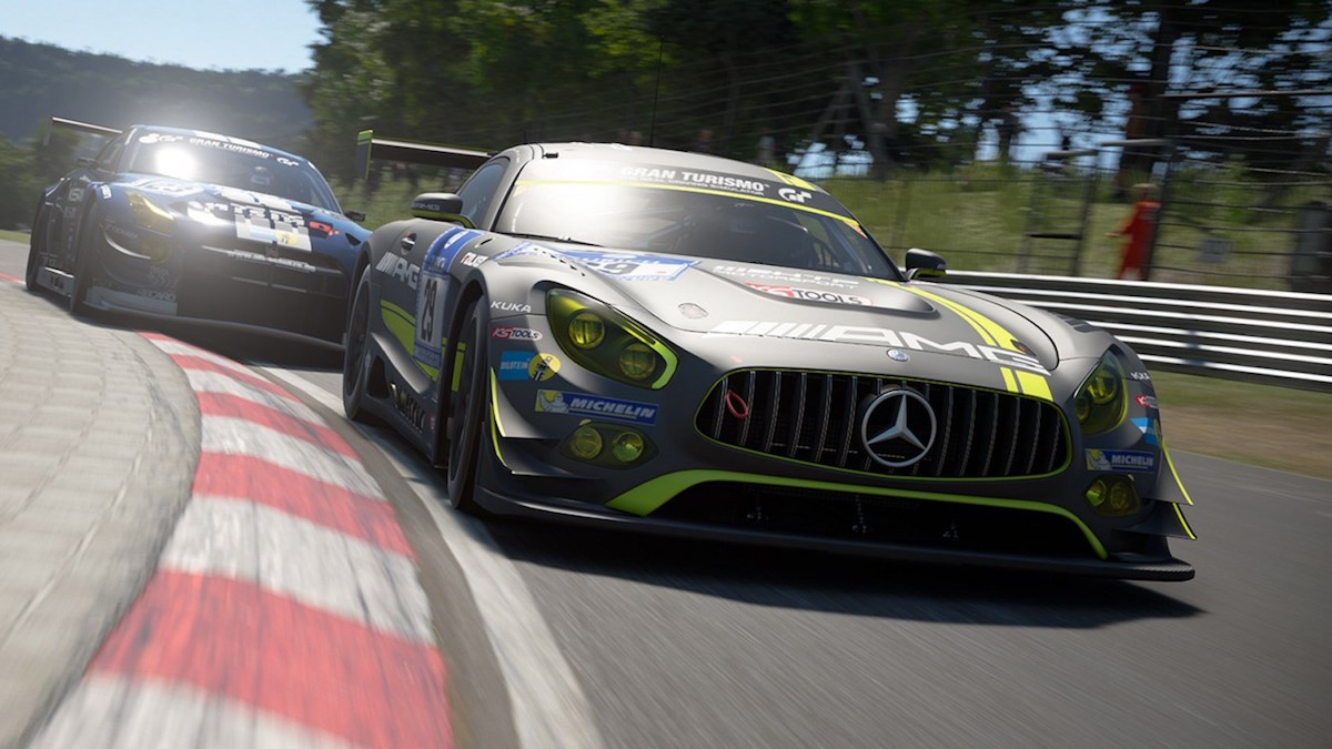 Mercedes AMG GT - GT Sports eCup