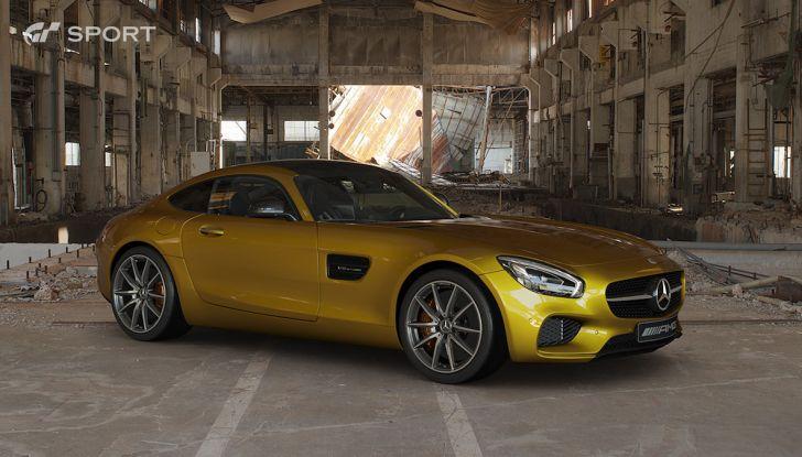 Gran Turismo Sport 2018, la e-Cup aperta a tutti con Mercedes-Benz - Foto 7 di 8