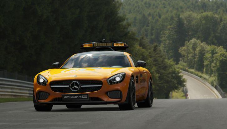 Gran Turismo Sport 2018, la e-Cup aperta a tutti con Mercedes-Benz - Foto 8 di 8