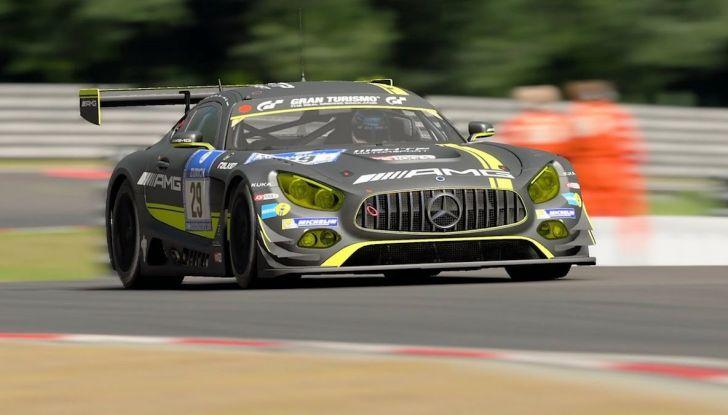 Gran Turismo Sport 2018, la e-Cup aperta a tutti con Mercedes-Benz - Foto 3 di 8