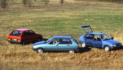 Quarant'anni fa nasceva una nuova Citroën: VISA