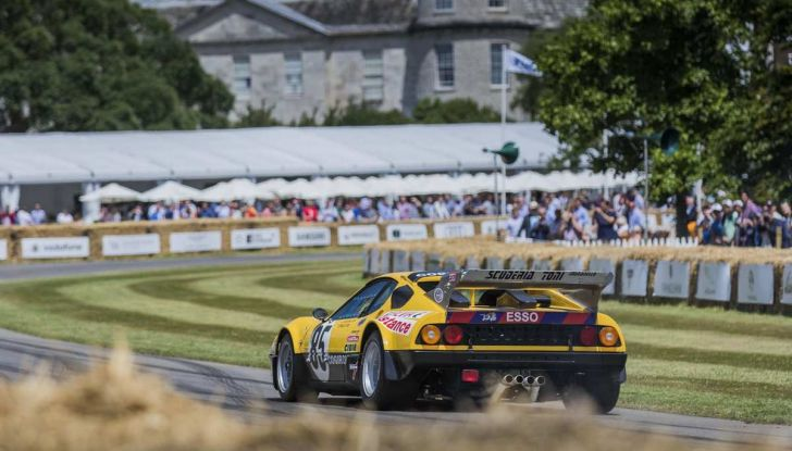 Goodwood Festival of Speed 2018 e la Roborace - Foto 2 di 10