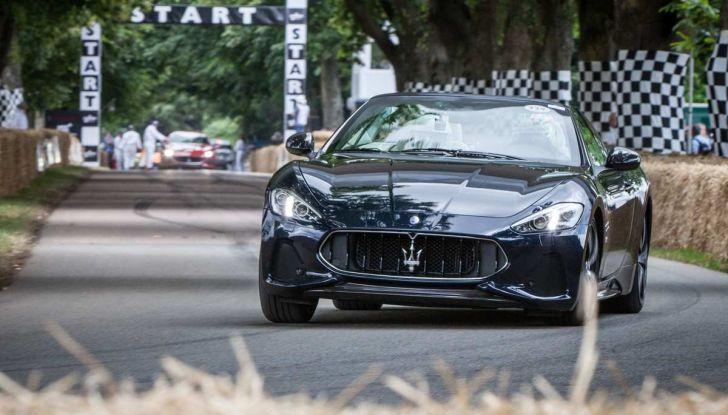 Goodwood Festival of Speed 2018 e la Roborace - Foto 3 di 10