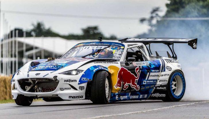 Goodwood Festival of Speed: in arrivo anche l'edizione americana - Foto 4 di 10