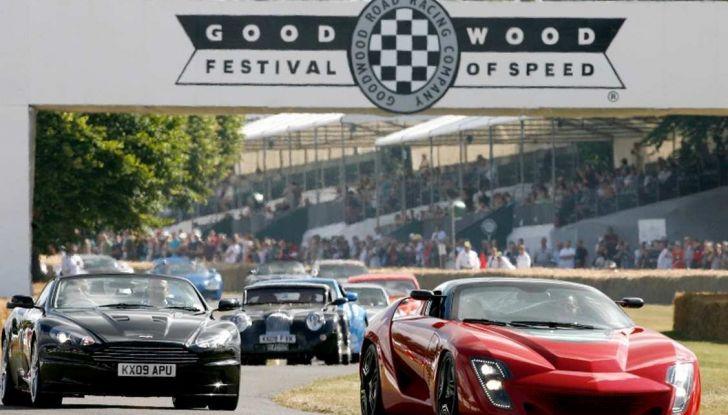 Goodwood Festival of Speed: in arrivo anche l'edizione americana - Foto 5 di 10