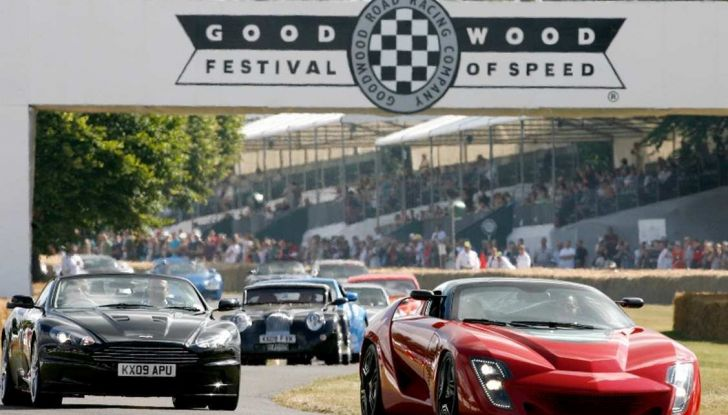 Goodwood Festival of Speed 2018 e la Roborace - Foto 5 di 10