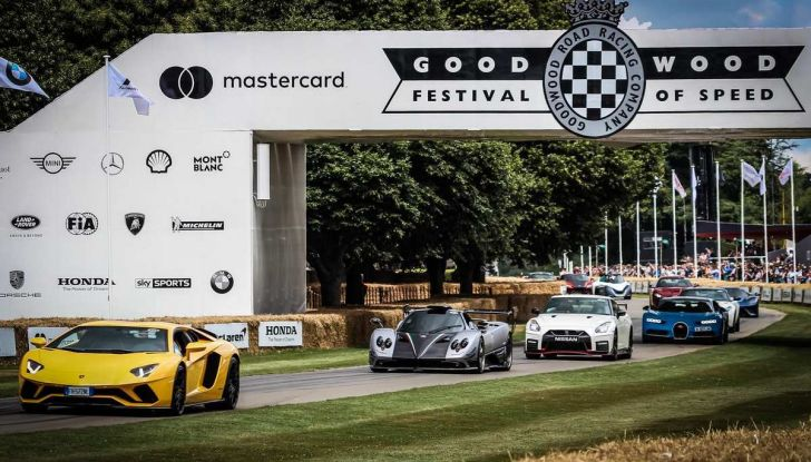 Goodwood Festival of Speed 2018 e la Roborace - Foto 7 di 10
