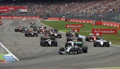 Orari TV Hockenheim F1 GP di Germania su Sky e TV8