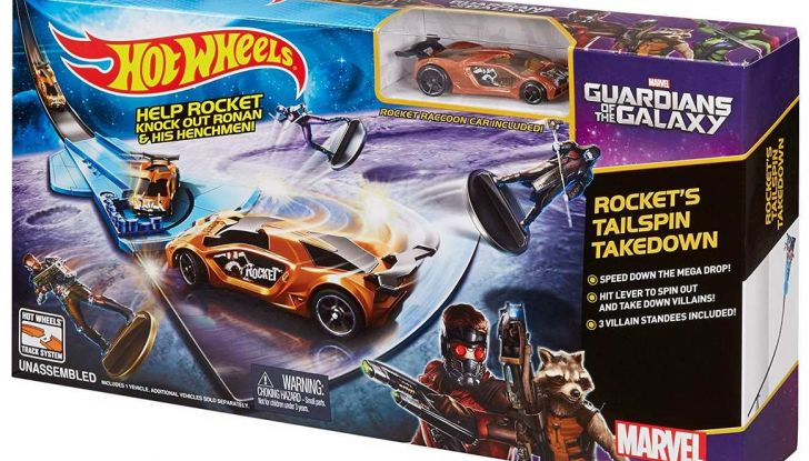 Hot Wheels compie 50 anni e festeggia con un Legends Tour - Foto 3 di 9