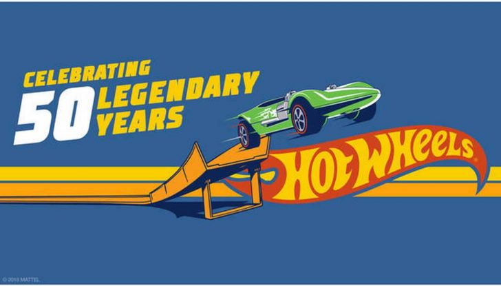 Hot Wheels compie 50 anni e festeggia con un Legends Tour - Foto 7 di 9