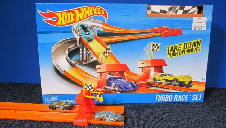 Hot Wheels compie 50 anni e festeggia con un Legends Tour - Foto 8 di 9