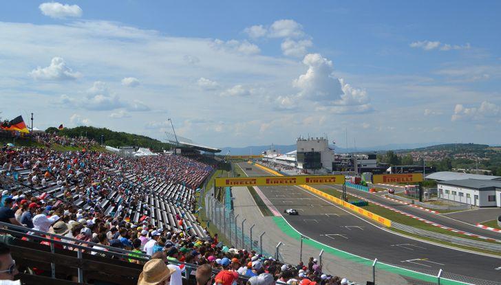 Orari F1 GP di Ungheria 2018: diretta Sky e differita TV8 per l'Hungaroring - Foto 5 di 7