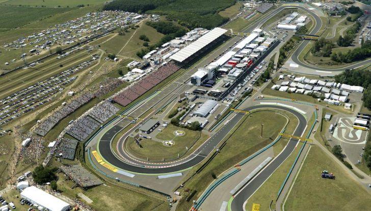 Orari F1 GP di Ungheria 2018: diretta Sky e differita TV8 per l'Hungaroring - Foto 1 di 7