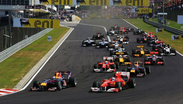 Orari F1 GP di Ungheria 2018: diretta Sky e differita TV8 per l'Hungaroring - Foto 2 di 7