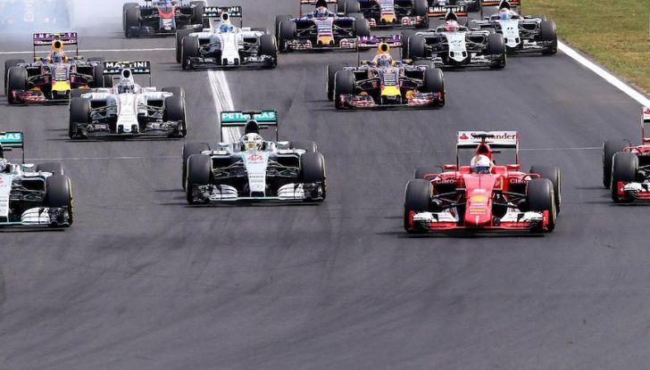 Orari F1 GP di Ungheria 2018: diretta Sky e differita TV8 per l'Hungaroring - Foto 7 di 7