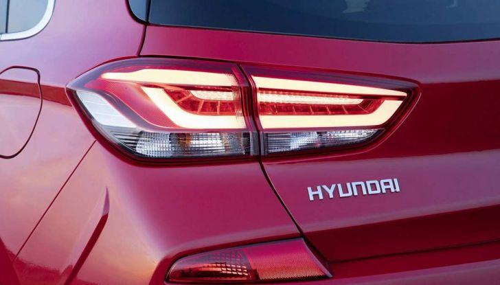 Hyundai i30 N Line, allestimento sportivo da 140 CV - Foto 10 di 14