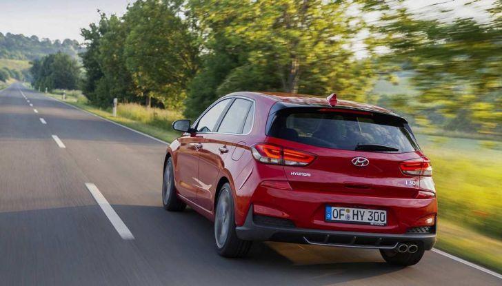 Nuova Hyundai i30 2020, prime immagini e dettagli - Foto 11 di 14