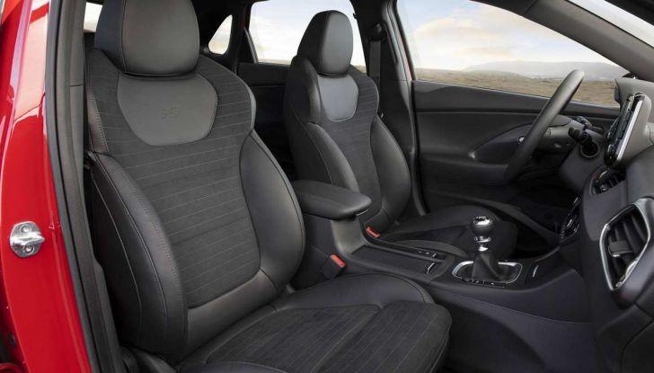 Hyundai i30 N Line, allestimento sportivo da 140 CV - Foto 13 di 14