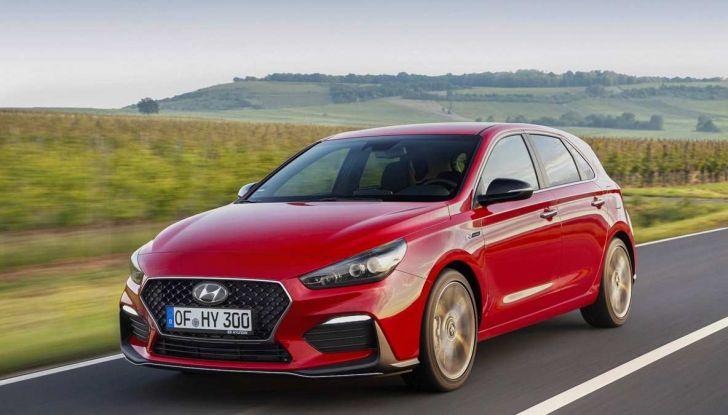 Nuova Hyundai i30 2020, prime immagini e dettagli - Foto 4 di 14