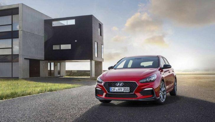 Nuova Hyundai i30 2020, prime immagini e dettagli - Foto 5 di 14