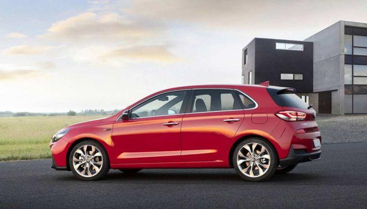 Nuova Hyundai i30 2020, prime immagini e dettagli - Foto 3 di 14