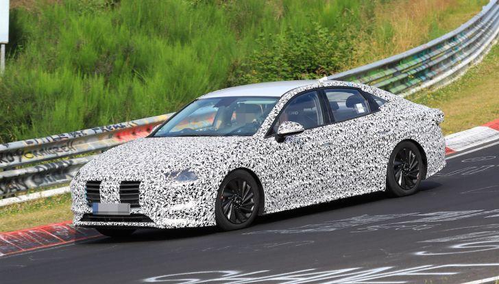 Nuova Hyundai i40 2020: berlina senza compromessi verso la guida autonoma - Foto 5 di 26