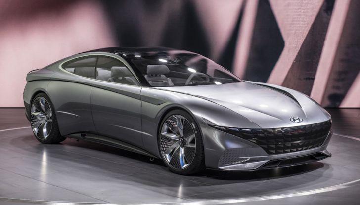 Hyundai vuole diventare più sexy di Alfa Romeo a partire da Le Fil Rouge - Foto 5 di 23