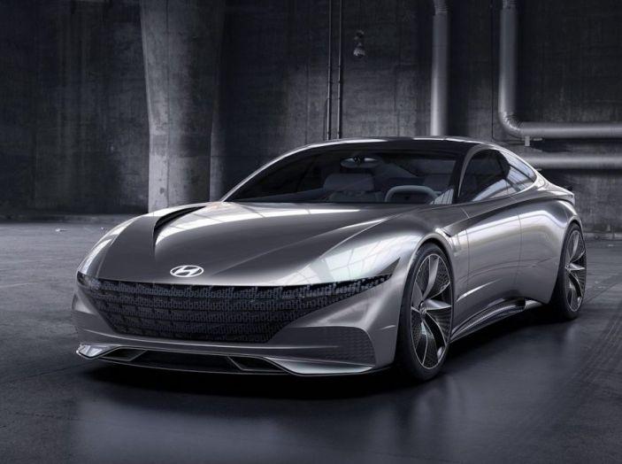 Hyundai vuole diventare più sexy di Alfa Romeo a partire da Le Fil Rouge - Foto 2 di 23