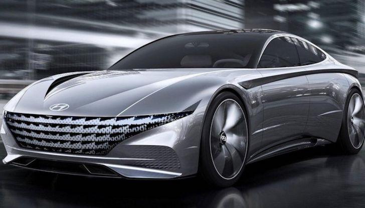 Nuova Hyundai i40 2020: berlina senza compromessi verso la guida autonoma - Foto 26 di 26