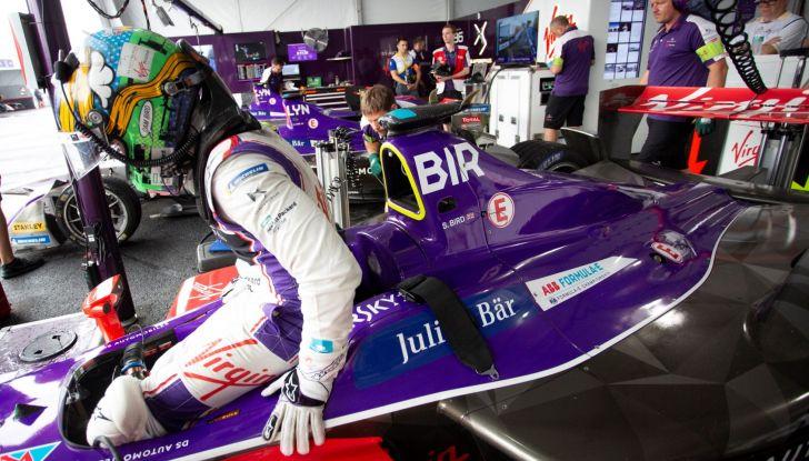 A New York il Team DS Virgin Racing chiude la sua più bella stagione - Foto 4 di 4