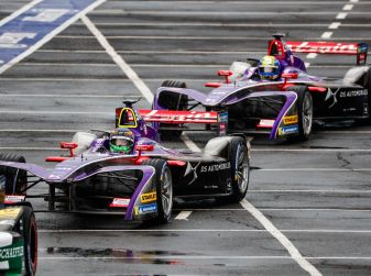 New York, seconda gara: il bilancio dei protagonisti DS Virgin Racing