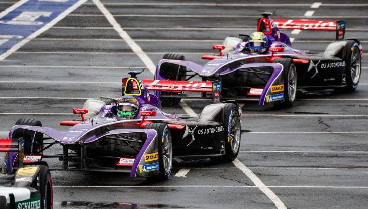 New York, seconda gara: il bilancio dei protagonisti DS Virgin Racing - Foto 1 di 4