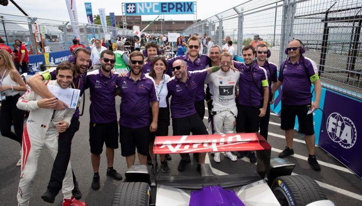 New York, seconda gara: il bilancio dei protagonisti DS Virgin Racing - Foto 4 di 4