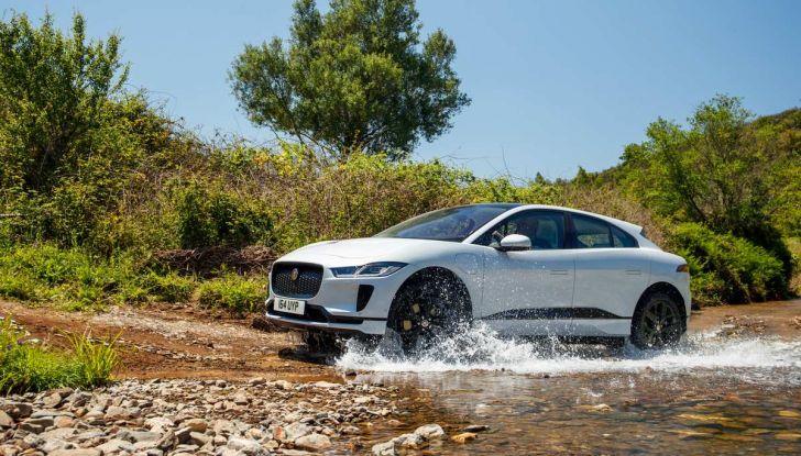 Jaguar I-PACE prova su strada, prestazioni, autonomia e ricarica - Foto 7 di 29