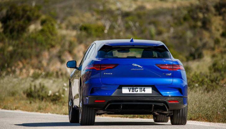 Jaguar I-Pace è Auto dell'Anno 2019 - Foto 6 di 25