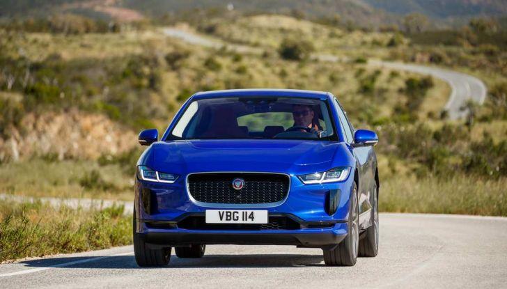 Jaguar I-PACE prova su strada, prestazioni, autonomia e ricarica - Foto 21 di 29