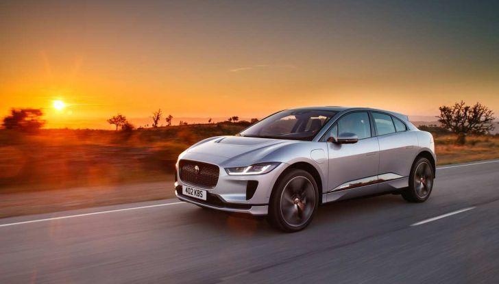 Jaguar I-PACE prova su strada, prestazioni, autonomia e ricarica - Foto 22 di 29