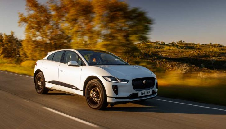 Jaguar I-Pace è Auto dell'Anno 2019 - Foto 20 di 25
