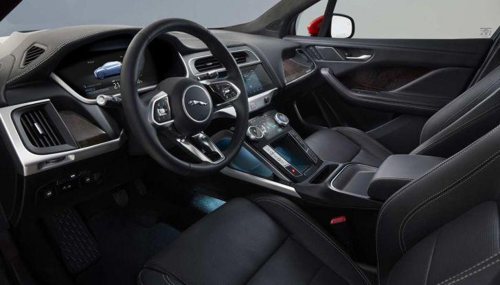 Jaguar I-PACE prova su strada, prestazioni, autonomia e ricarica - Foto 19 di 29