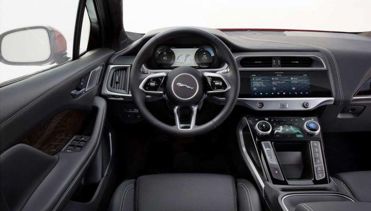 Jaguar I-PACE prova su strada, prestazioni, autonomia e ricarica - Foto 13 di 29