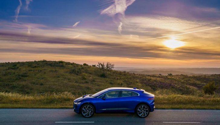 Jaguar I-PACE prova su strada, prestazioni, autonomia e ricarica - Foto 14 di 29